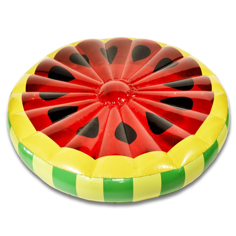 Luftmatratze Aufblasbare Wassermelonen Matratze Badeinsel ˜ 143 cm