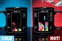 Thermo Tasse - Kaffeetasse mit Tetris-Design - Geheimshop.de