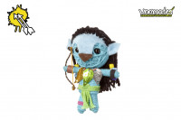Voodoo Puppe Female Dark Elf Dunkelelf Voomates Doll