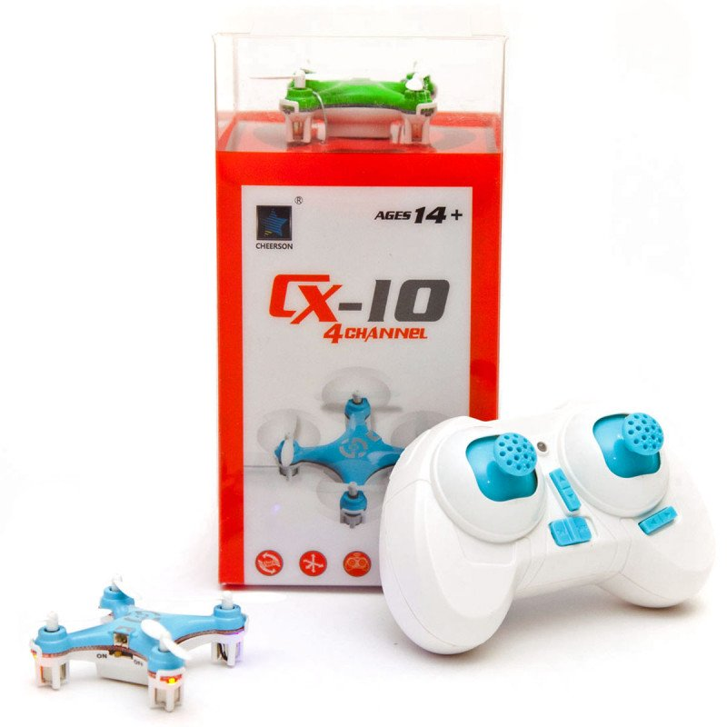 Mini Quadrocopter 2,4 Ghz