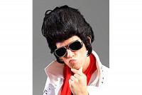 Elvis Perücke - für Grease Party und Karneval » günstig kaufen!