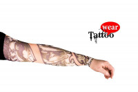 Tattoo Ärmel Tattoo Skin Sleeves #05 Ghost Pirate