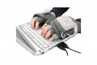 USB Handschuhe beheizbar - Beheizte, warme Hände im Winter