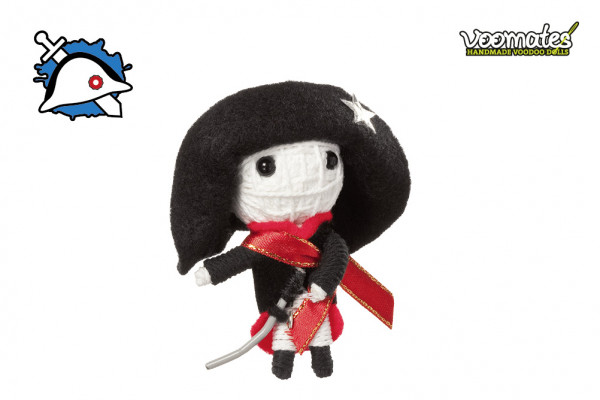 Voodoo Puppe - Voodoopuppe zum Sammeln - Napoleon