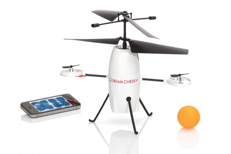 iOS Drone Hubschrauber für iPad und iPhone