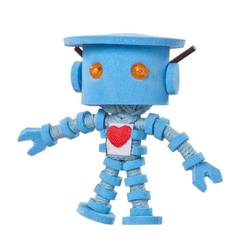Voomates Robo-o-Heart Voodoopuppe