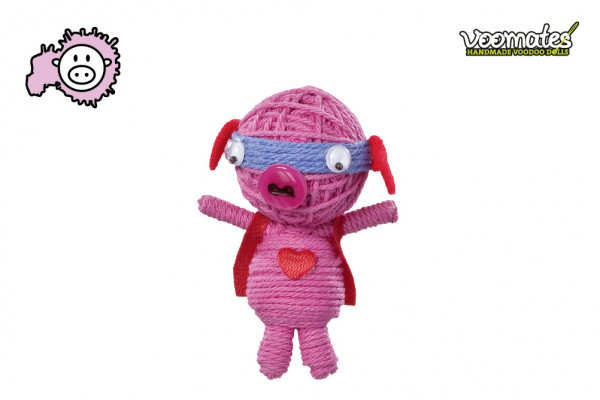 Voodoo Puppe Super Piggy Voomates Doll