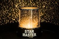 LED Sternenhimmel Projektor Baby Einschlafhilfe Nachtlicht