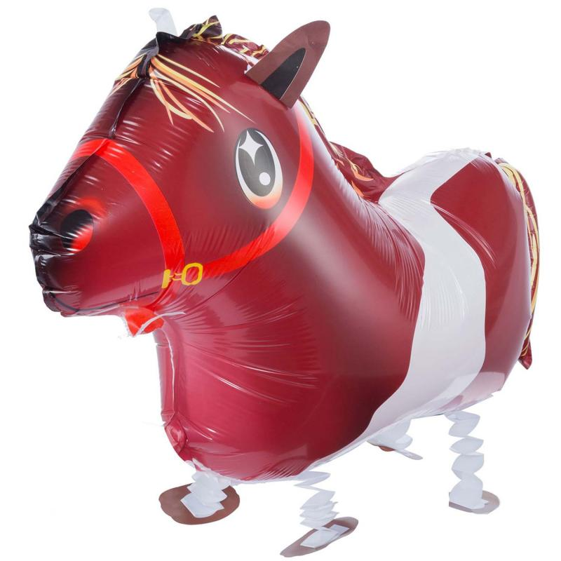 Air Walkers Pferd Heliumballon
