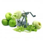 Apfelschäler Edelstahl - Sparschäler für dünne Scheiben - 24h Versand