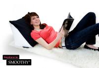 Lesekissen von Smoothy - Bequemes Keilkissen » günstig kaufen!