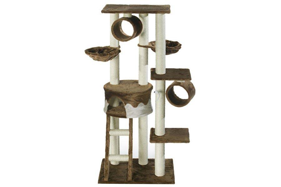 kratzbaum f r katzen katzenbaum katzenkratzbaum xl. Black Bedroom Furniture Sets. Home Design Ideas