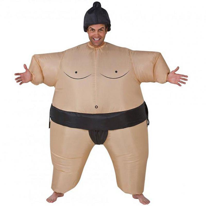 Aufblasbarer Sumo Anzug Sumoringer
