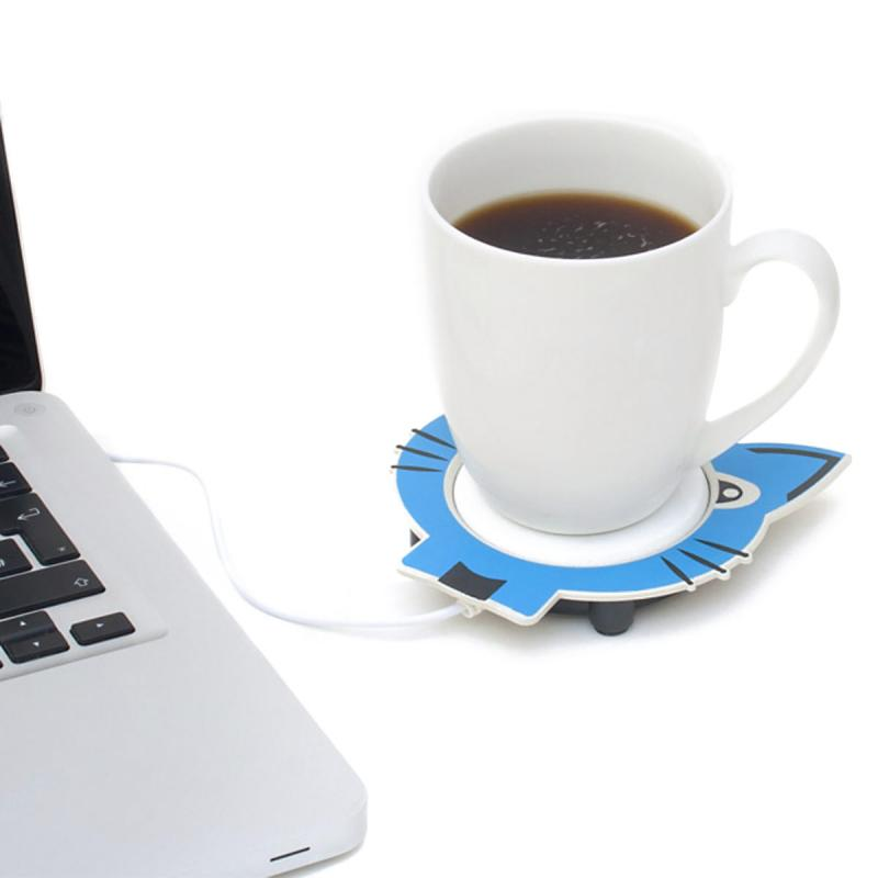 USB Tassenwärmer in Katzen-Form