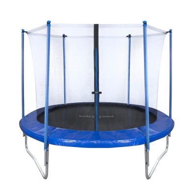 Trampolin mit Netz 250cm - Gartentrampolin mit Sicherheitsnetz