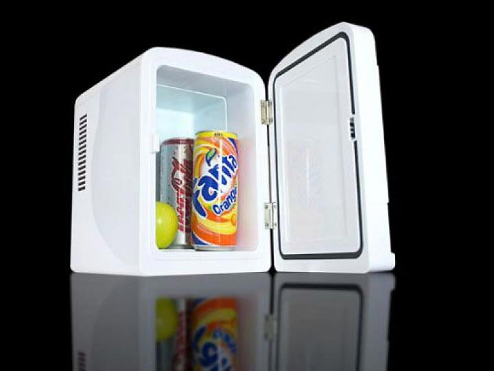 Mini Kühlschrank Von Ok : Mini kühlschrank kühlbox 5l für auto & camping geheimshop.de