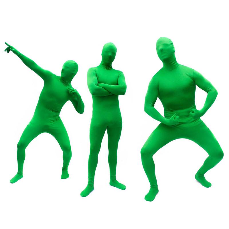 Green Man Anzug