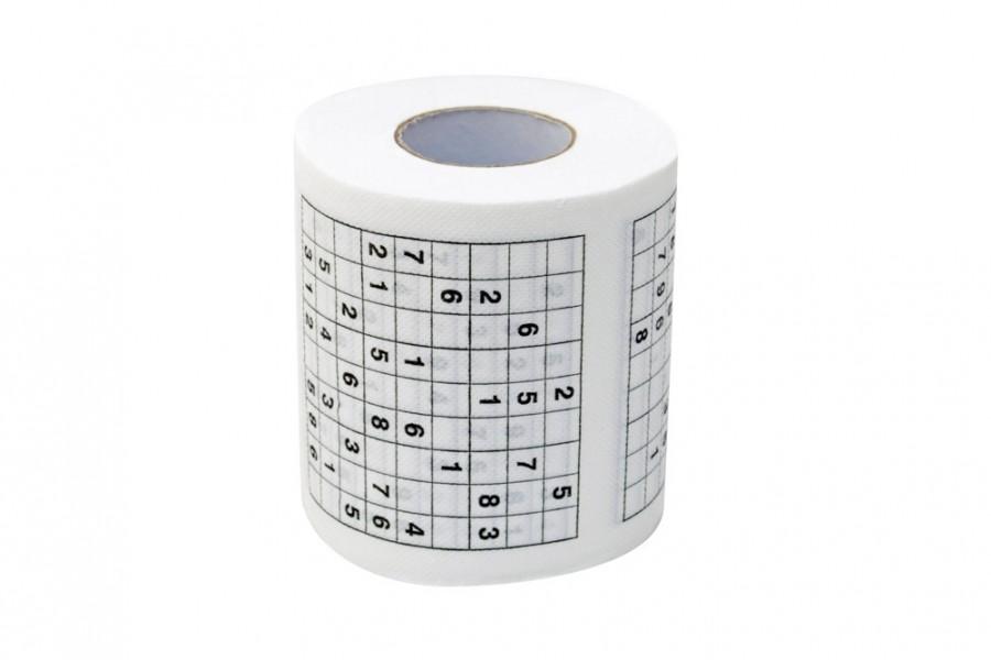 Sudoku Klopapier Toilettenpapier » Shop » günstig kaufen!