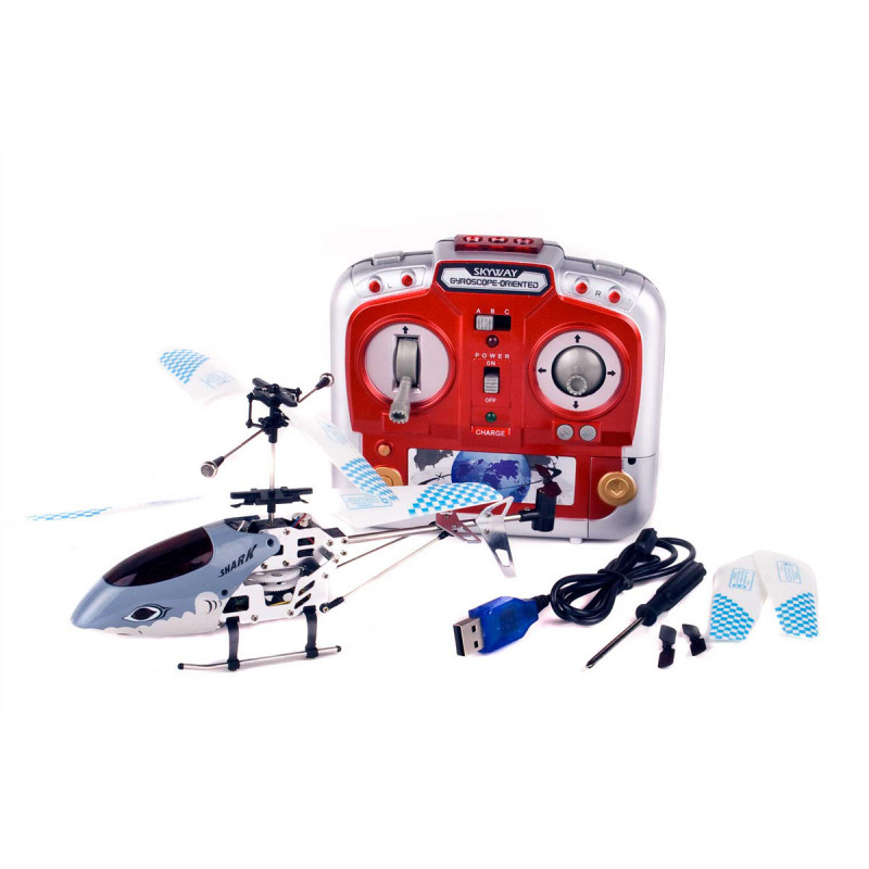 R/C Koaxial Helikopter