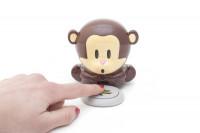 Nageltrockner Pusteäffchen süßer Affen Fingernägeltrockner
