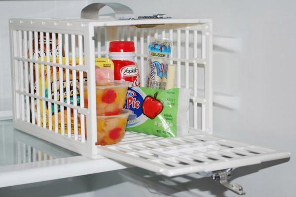 Fridge Locker Kühlschrankschloss Kühlschrankbox » 24h Versand!