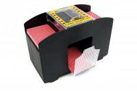 Kartenmischmaschine - elektrischer Kartenmischer