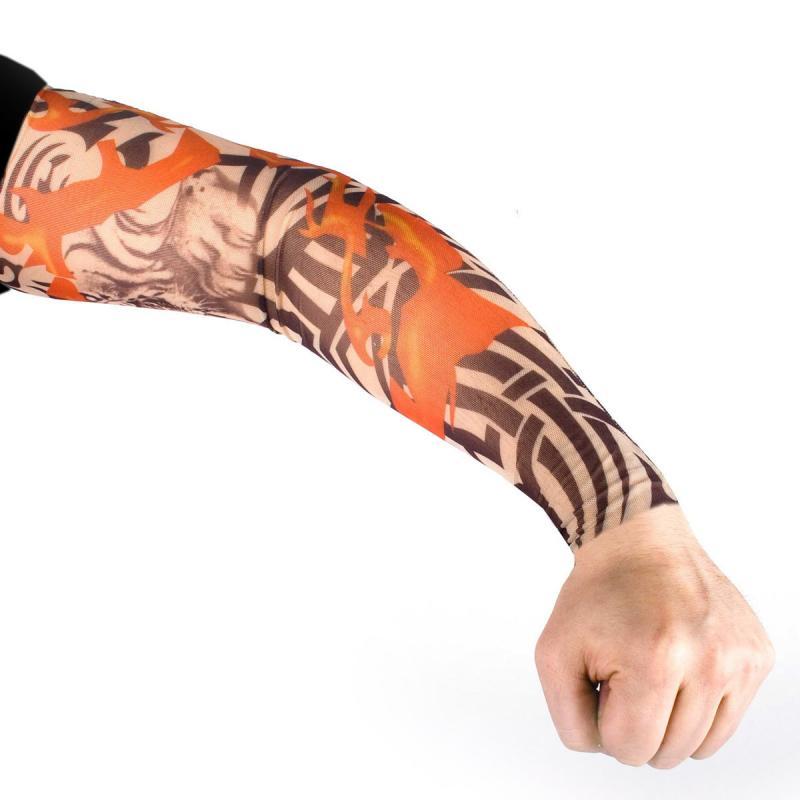 Tattoo Ärmel - Tattooärmel für Karneval & Party - Tribal