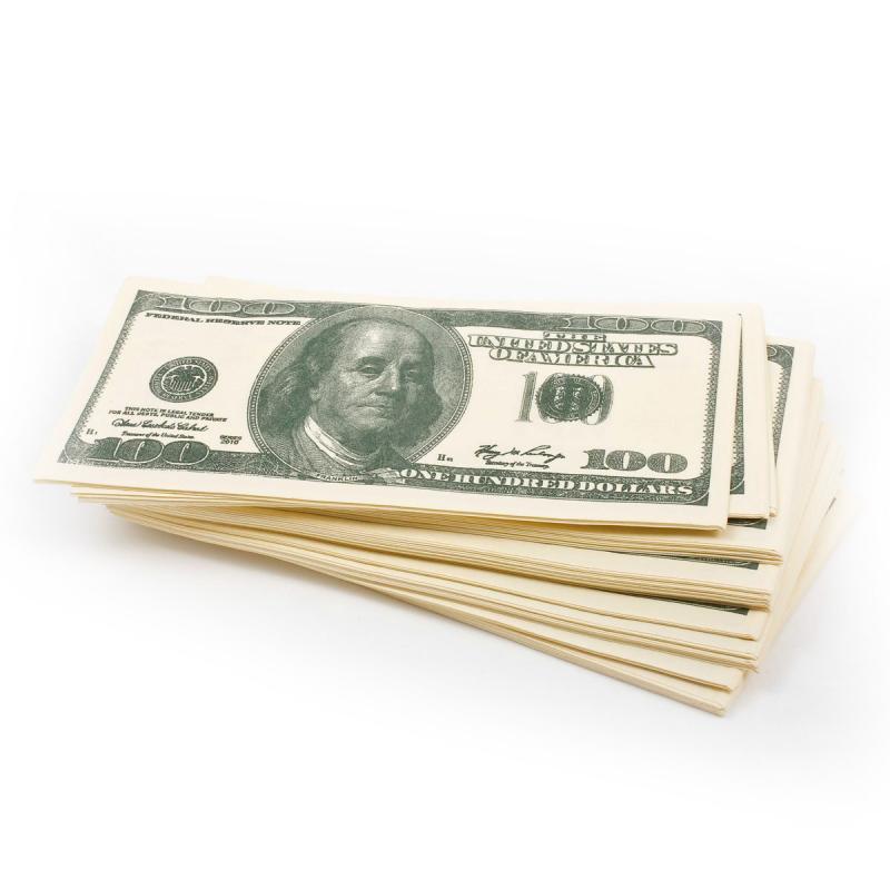 Dollar Servietten