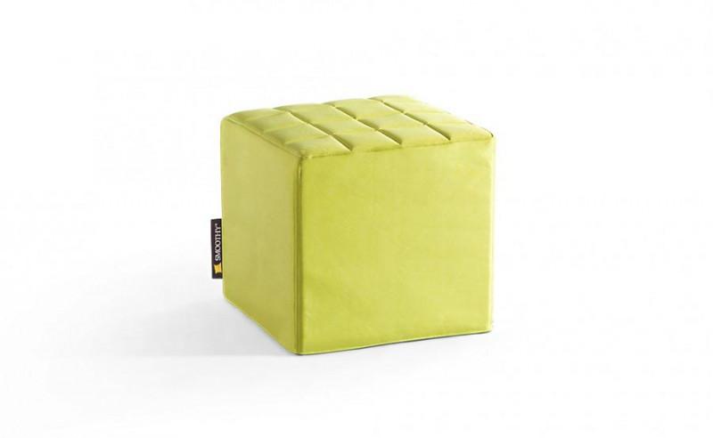 Smoothy Sitzwürfel Amazonas-Grün