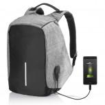 Anti Diebstahl Tasche - Notebook Rucksack mit USB - Geheimshop.de
