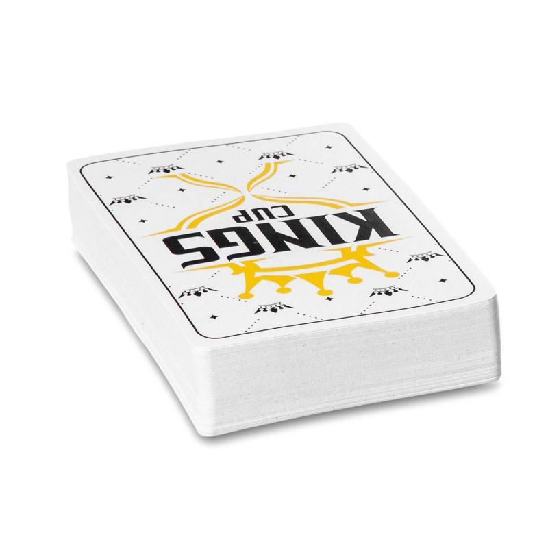 Kings Cup Trinkspiel - Das Kartenspiel für Original Saufspiele
