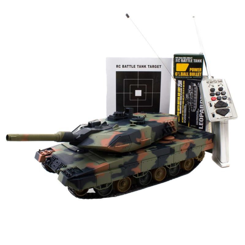 RC Panzer Leopard