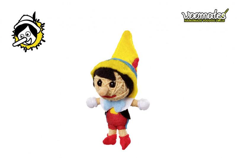 Voomates Pinocchio Voodoopuppe