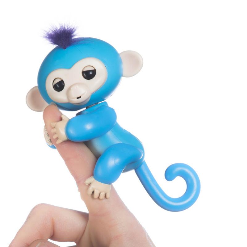 Babymonkey Blau