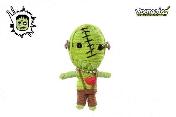 Voodoo Puppe Frankenstein Voomates Doll