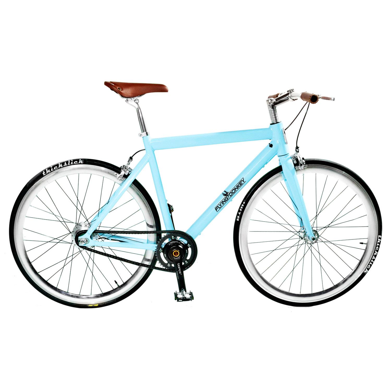 ebike singlespeed pedelec das moderne fixie e bike fahrrad. Black Bedroom Furniture Sets. Home Design Ideas