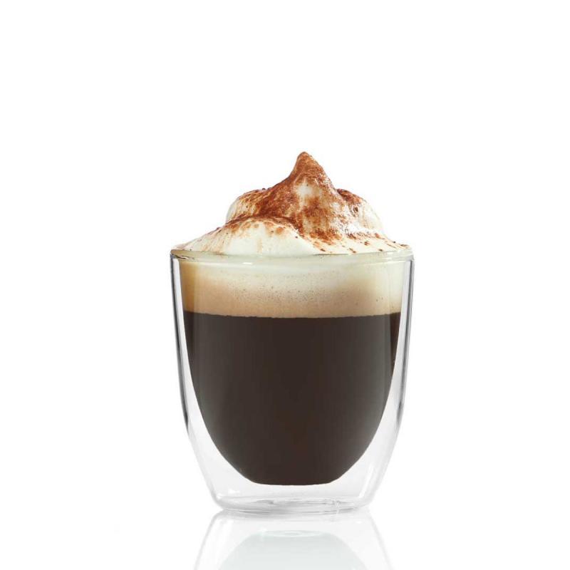 Doppelwandiges Espressoglas dimono