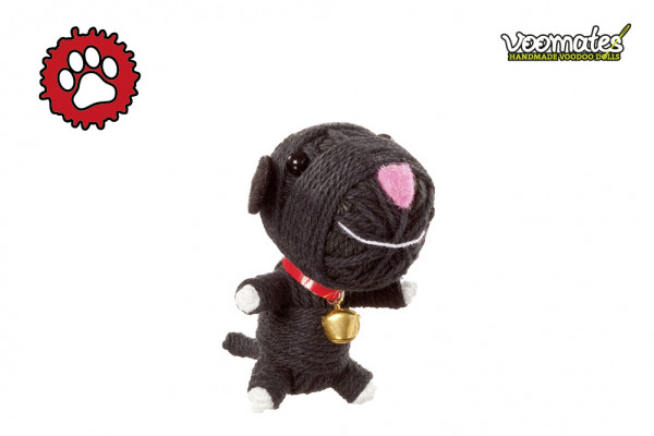 Voodoo Puppe Buddy Woof Hund Voomates Doll