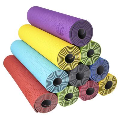 Yogamatte aus TPE - rutschfest & umweltfreund - Body & Mind