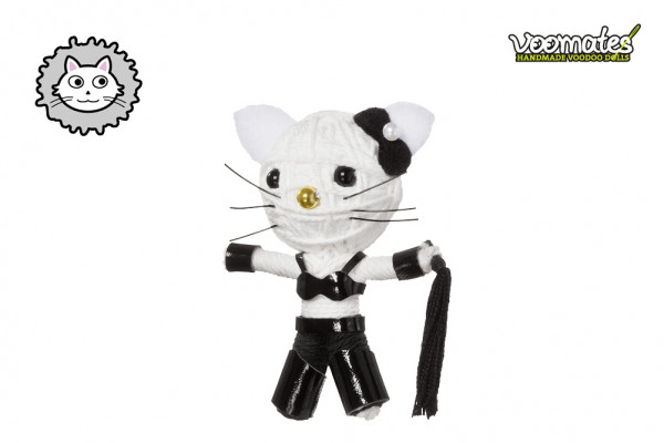 Voodoo Puppe Kinky Kitten Kätzchen Voomates Doll