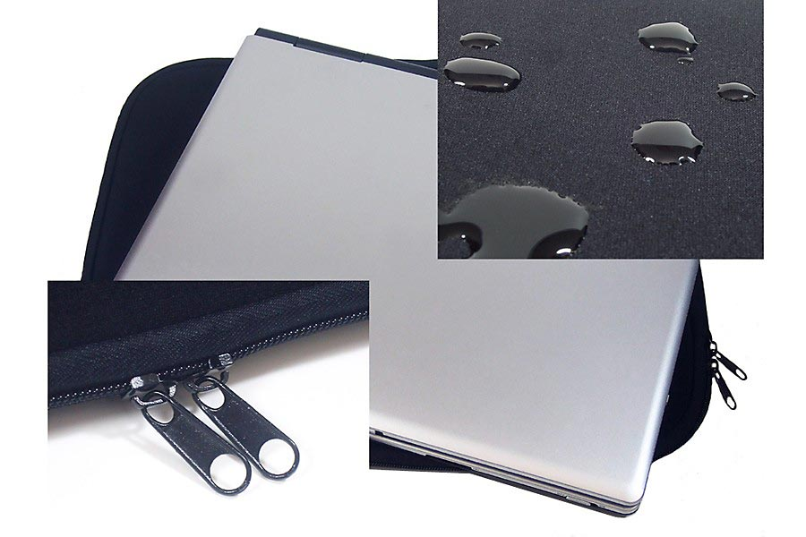 notebookh lle aus neopren f r laptops 13 zoll. Black Bedroom Furniture Sets. Home Design Ideas