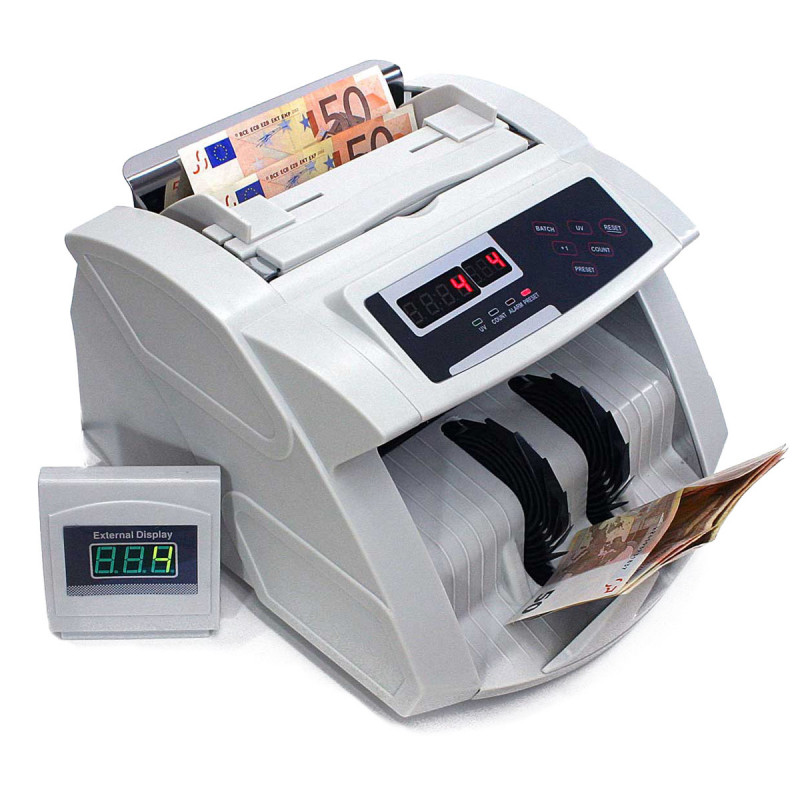 Geldscheinzähler