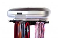 Elektrischer Krawattenhalter - platzsparend für 30 Krawatten