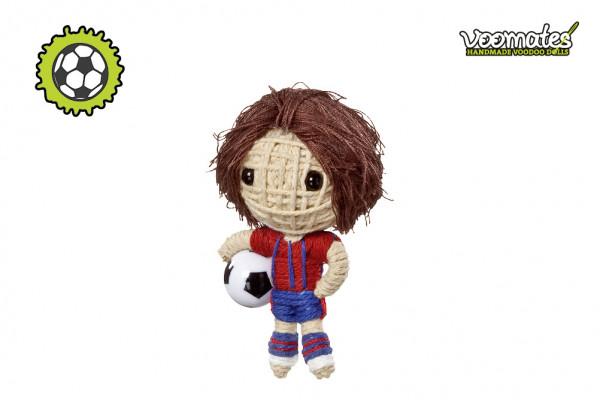 Voodoo Puppe - Voodoopuppe zum Sammeln - Football Wonderkid
