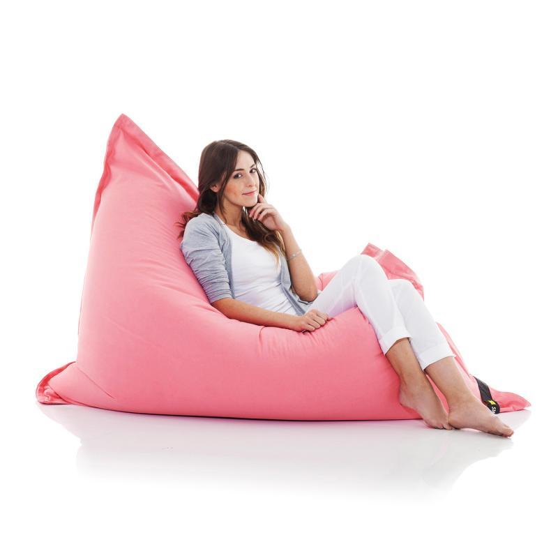 Sitzkissen in Pink