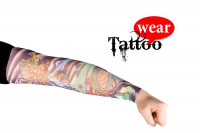 Tattoo Ärmel Tattoo Skin Sleeves03 Heavy Metal