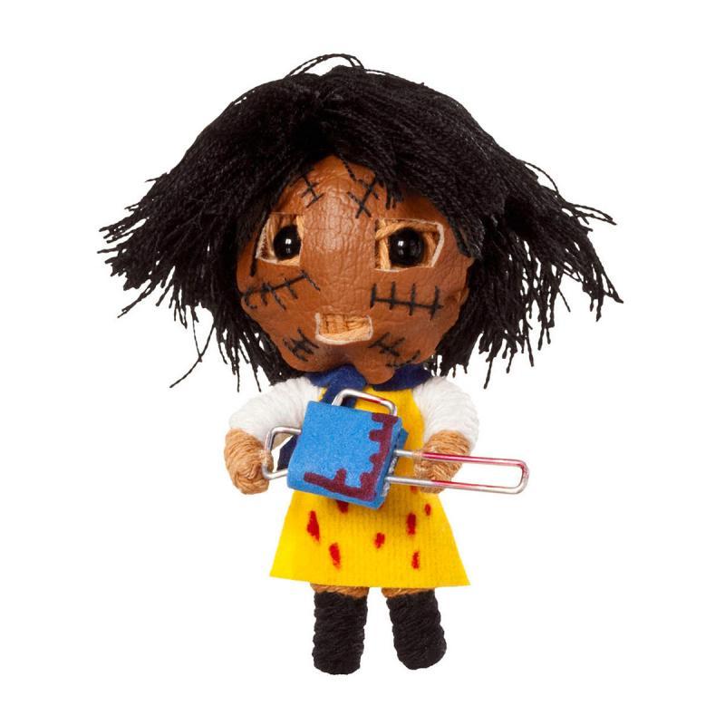 Voodoo Puppe - Voodoopuppe zum Sammeln - Chainsaw Redneck