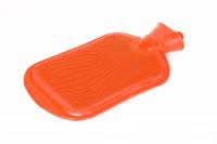 Wärmflasche von Snoozy 2 Liter – Qualität aus Kautschuk