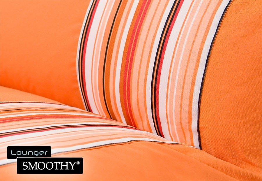 smoothy lounge sitzsack sitzkissen riesig f r 2 personen. Black Bedroom Furniture Sets. Home Design Ideas