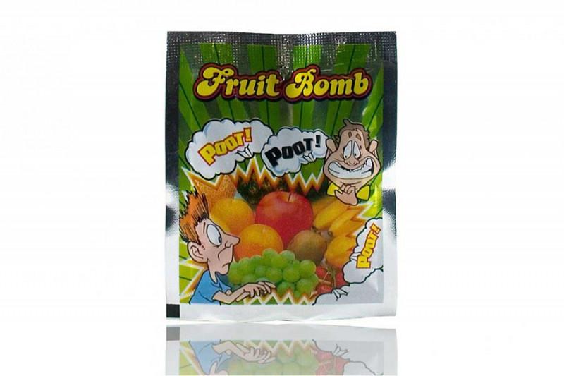 Fruchtbombe - die weibliche Stinkbombe mit Fruchtgeruch